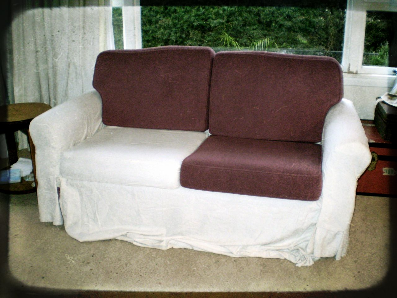 Sofa Slip-Cover – During | Offsquare