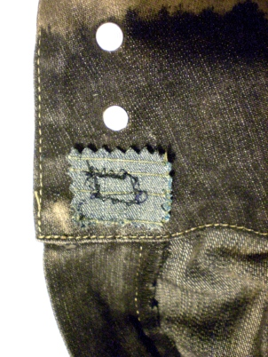 offsquare.com | How to Replace a Metal Button on Jeans