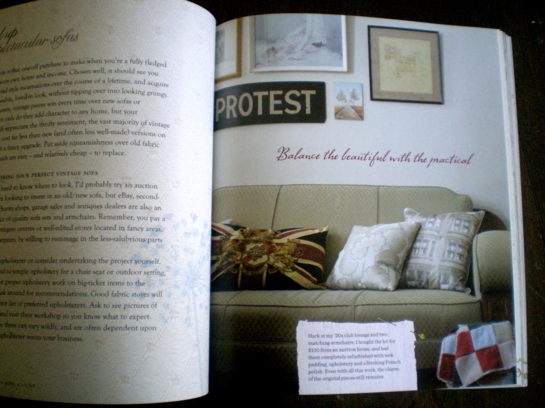 The Crafty Minx at Home | offsquare.com