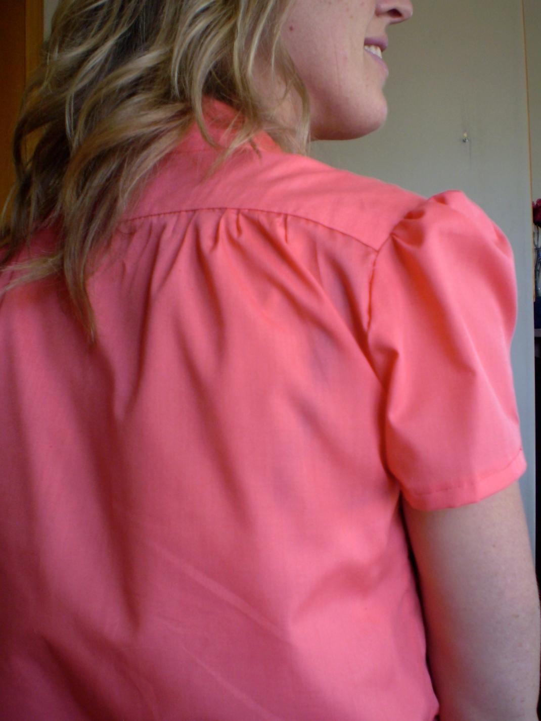 Vintage blouse | offsquare.com