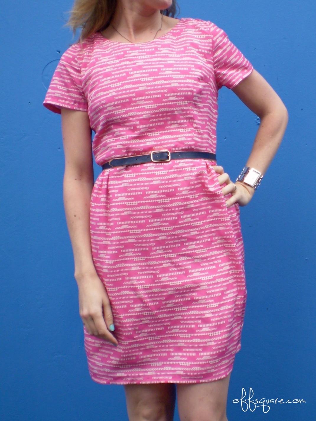 Papercut Patterns Sigma Dress | Offsquare.com