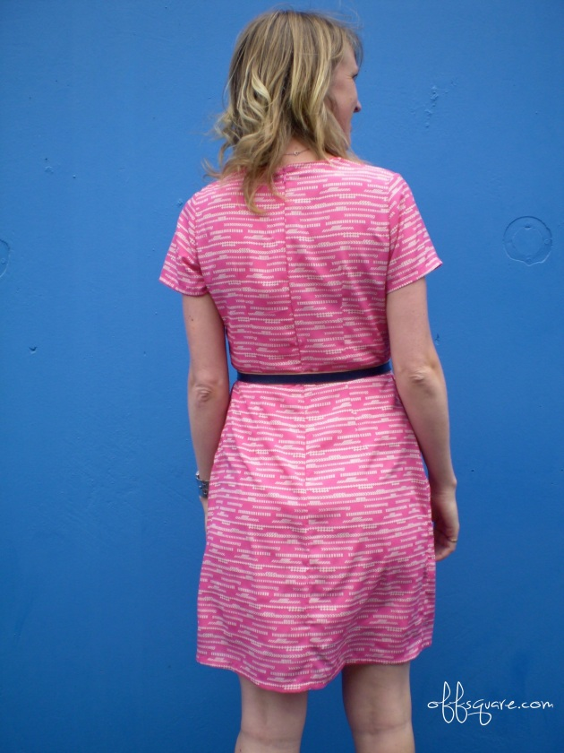 Papercut Patterns Sigma Dress | Offsquare.com