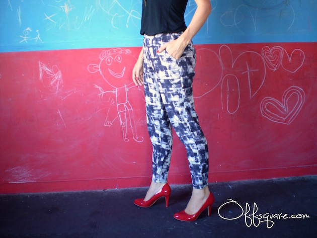 Anima Pants by Papercut Patterns | Offsquare.com