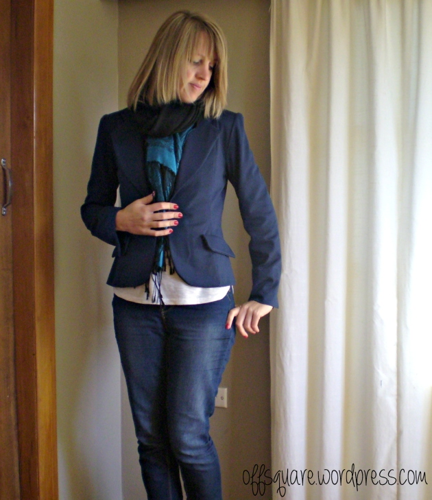 My life needs a navy blazer! | offsquare.wordpress.com