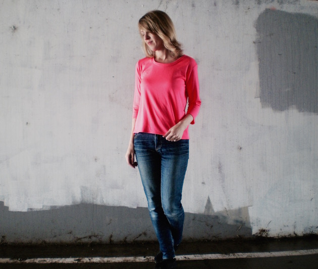 Neon Briar Top by Megan Nielsen. I need this pattern! | Offsquare.wordpress.com