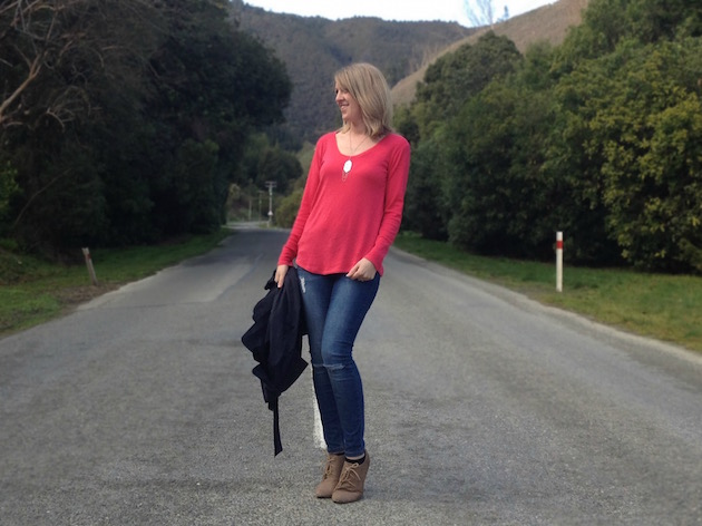 Megan Nielsen Briar in merino