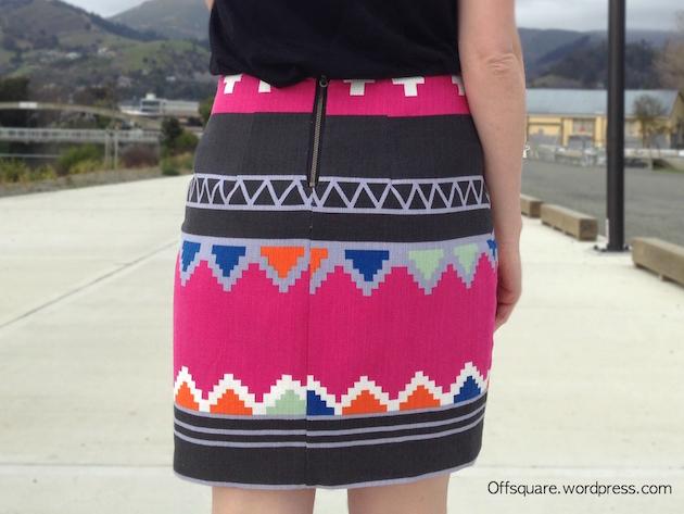 I'm loving aztec prints right now | offsquare.wordpress.com
