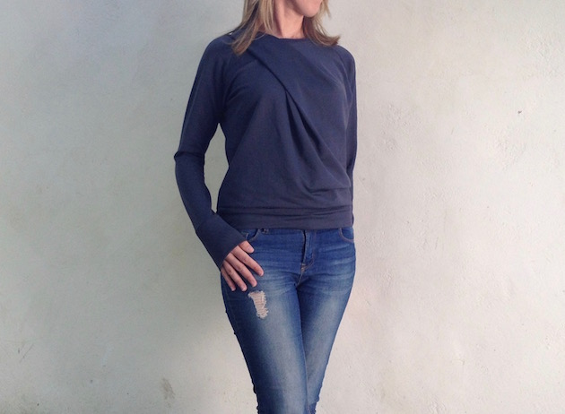 Bowline Sweater by Papercut Patterns | Offsquare.com