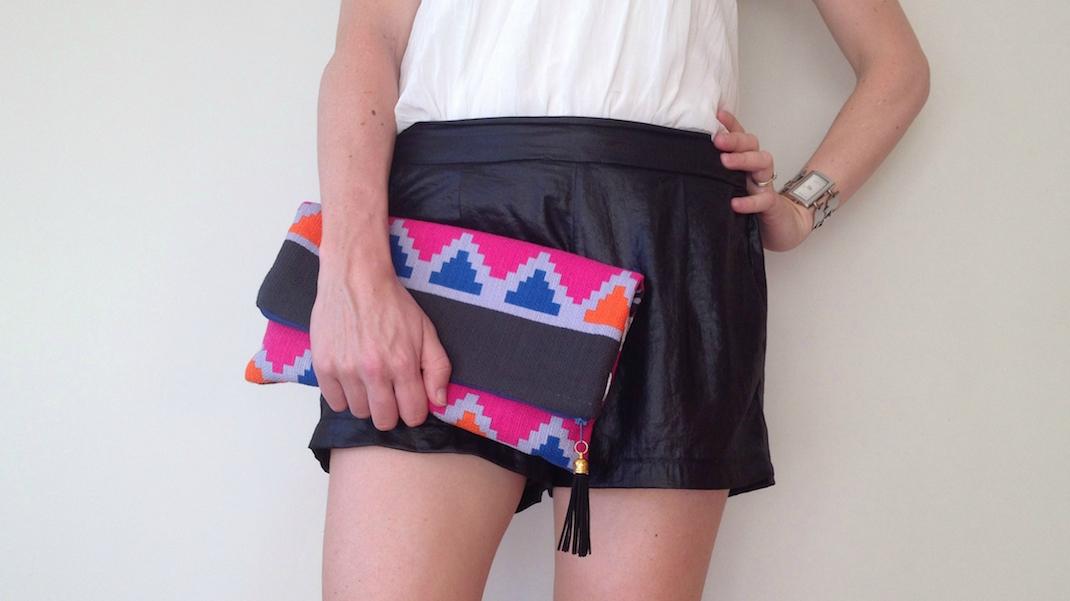 Hepburn shorts // Offsquare.com