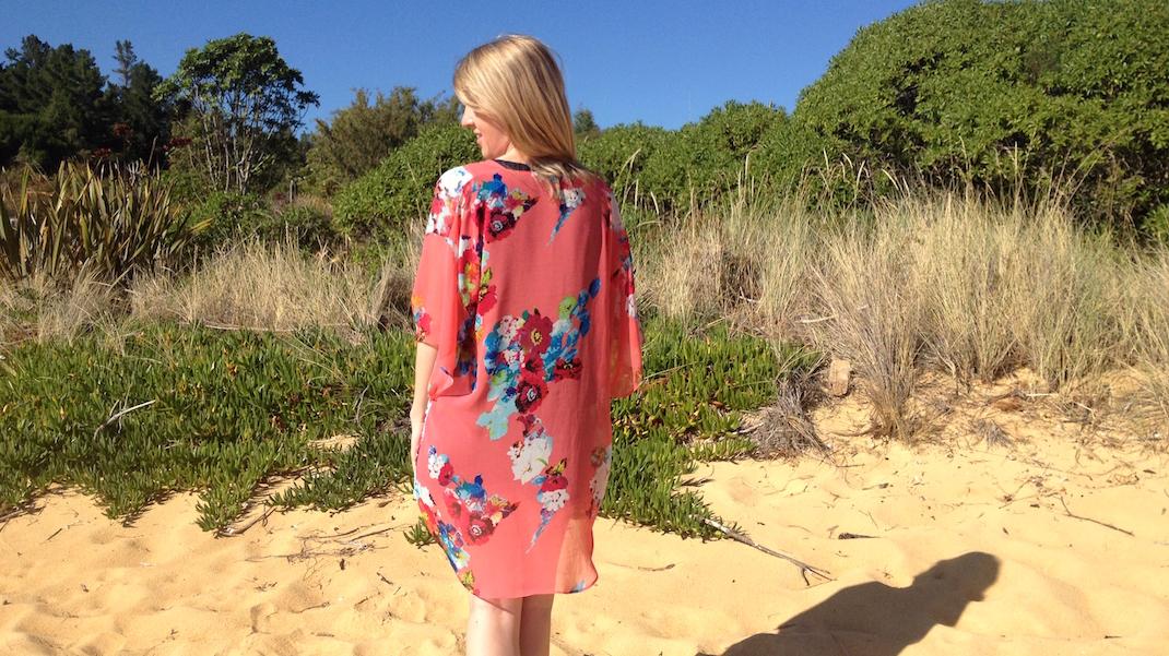 Kimono jacket // Offsquare.com