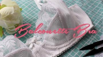 Balconette Bra by Booby Traps | Offsquare.com