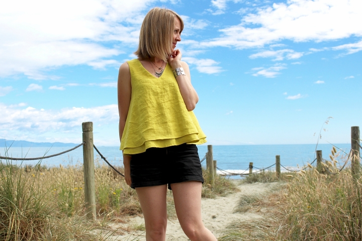 Sway Top by Papercut Patterns | Offsquare.com