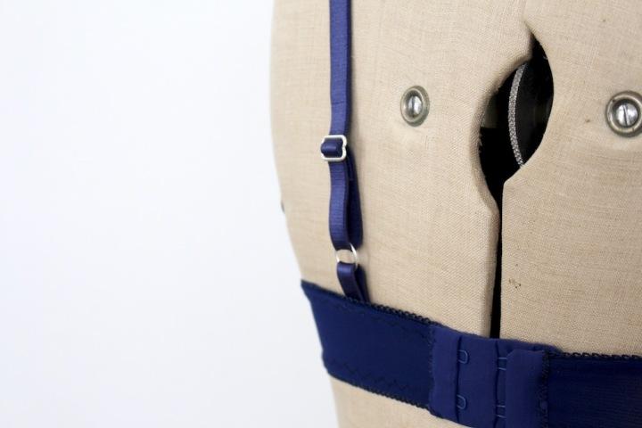 Plunge Bra by Merckwaerdigh | Offsquare.com